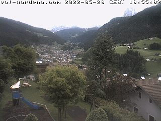 St Ulrich / Ortisei Webcam